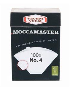 Moccamaster Filter Paper No.4