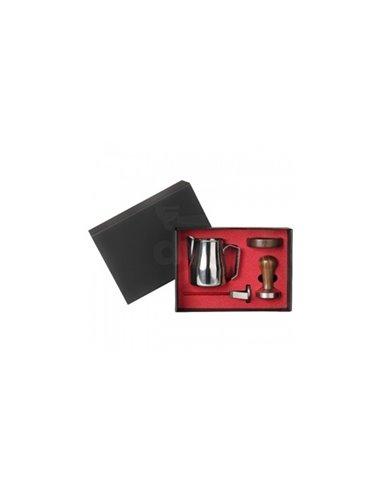 Barista Box Mod. Elegance - Walnut Accessories